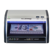 Best Counterfeit Bill Detectors - AccuBANKER LED420 Counterfeit Cash and Card Detector, 110V Review