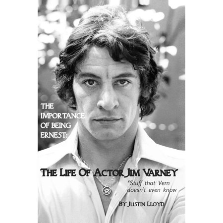 The Importance of Being Ernest: The Life of Actor Jim Varney (Stuff that Vern doesn't even know) -