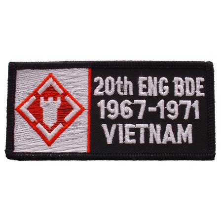 U.S. Army 20th Engineer Brigade 1967-1971 Vietnam - 20th Engineer Brigade