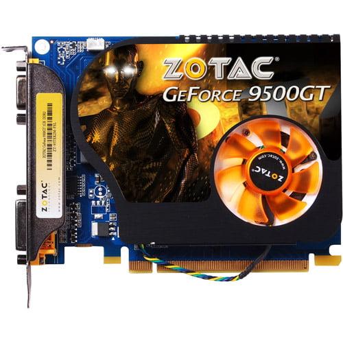 ZT-95TEK2M-FSL Zotac nVidia GeForce 9500GT 1GB 128-bit GD...