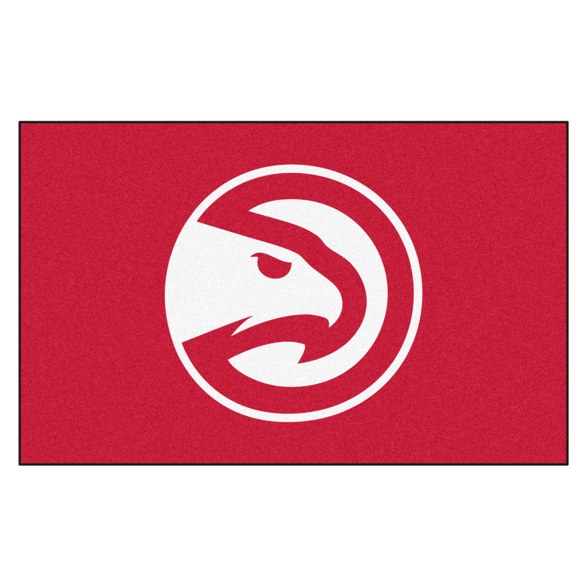 NBA Atlanta Hawks Ulti-Mat Rectangular Area Rug