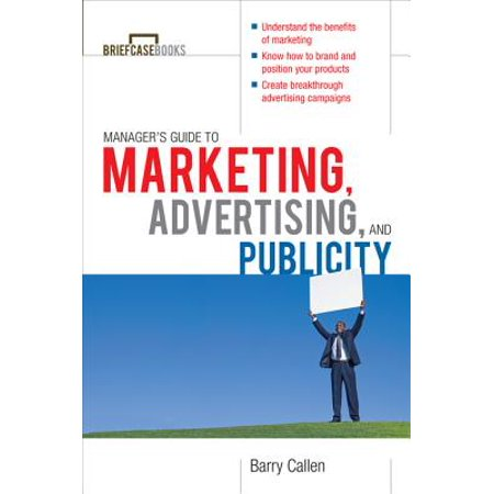 Managers Guide To Marketing Advertising And Publicity Ebook