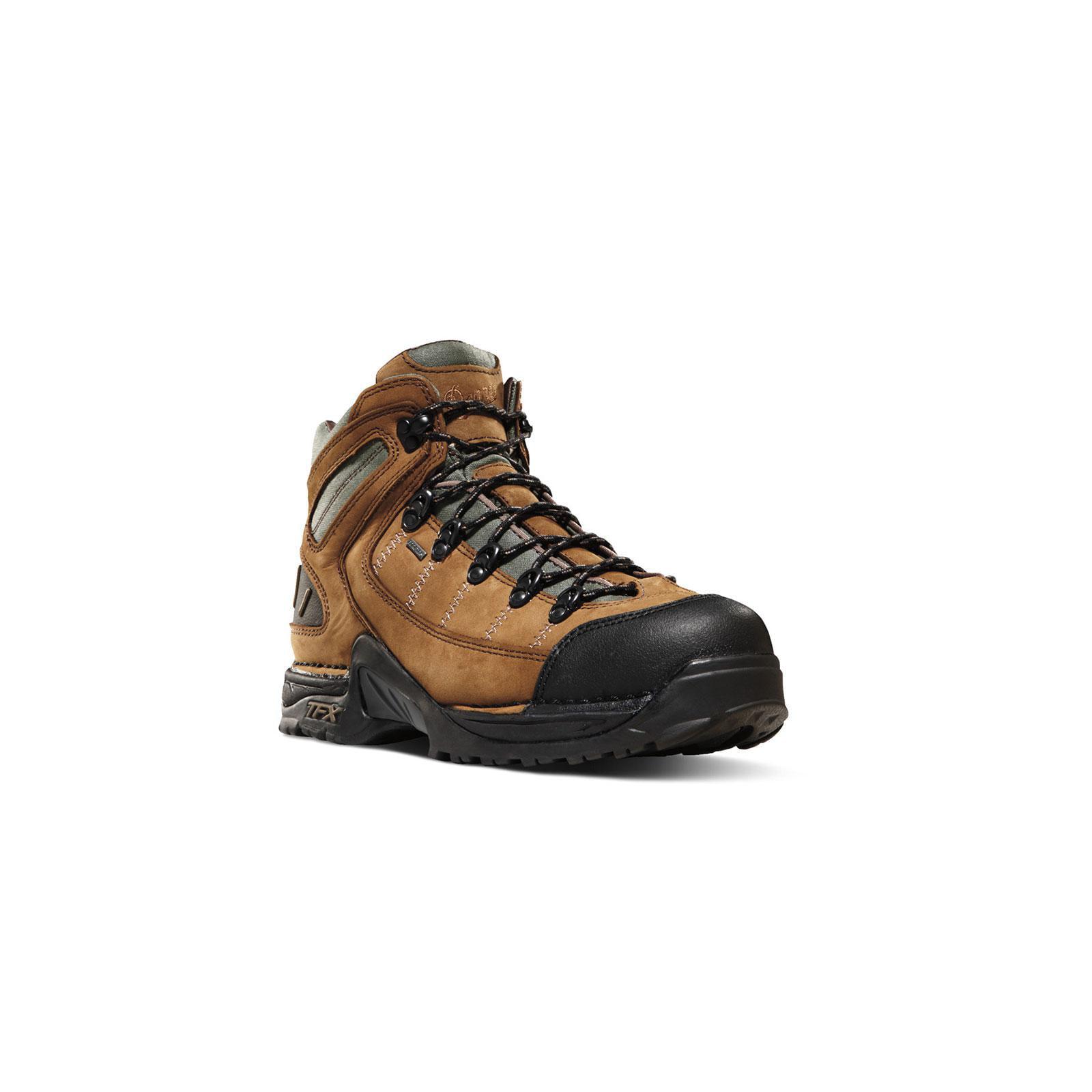 Danner Mens 453 Dark Tan Hiking Boots 45364 by Danner