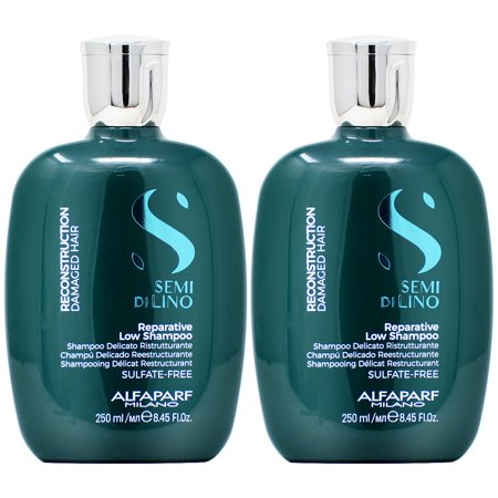 Alfaparf Semi di Lino Reconstruction Shampoo 8.45oz (Pack of