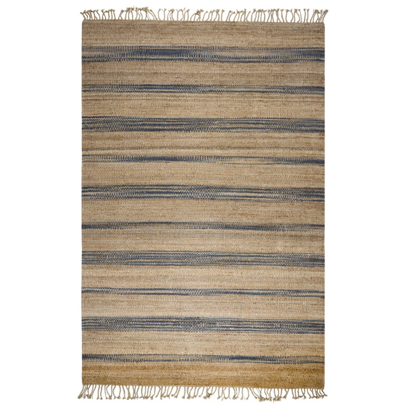 Rizzy Home Natural Rug In Jute 5'x8'