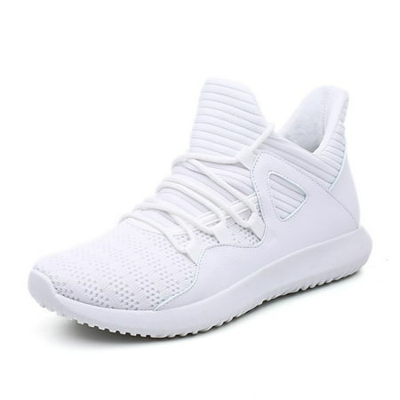 Meigar Mens Running Sneakers with Mesh Designed - Sport Casual Athletic Shoes