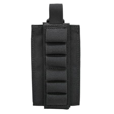 Molle Tactical Shotgun Reload Platform Ammo Carrier Mag Strip 6 (Best Ammo Reloading Equipment)