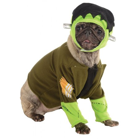 Frankenstein Pet Costume - Small