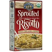 Rice: Lundberg Sprouted Risotto