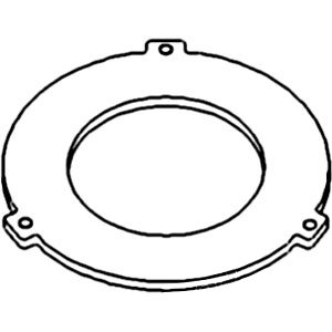 70265486 New Clutch Plate Made For Allis Chalmers Tractor