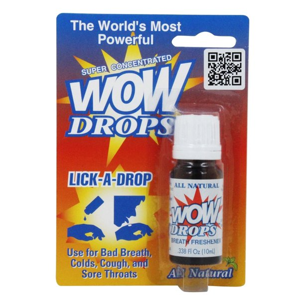 Wow Drops - .32 oz