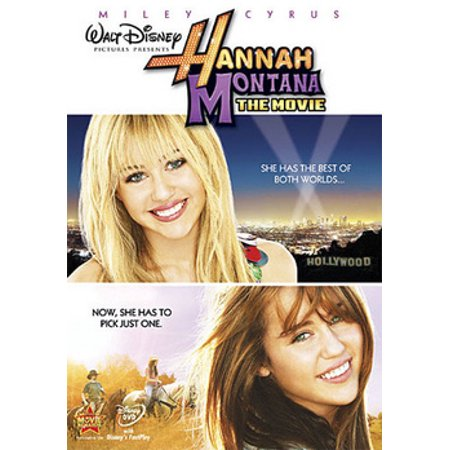 Hannah Montana: The Movie (DVD) (Hannah Montana Best Scenes)