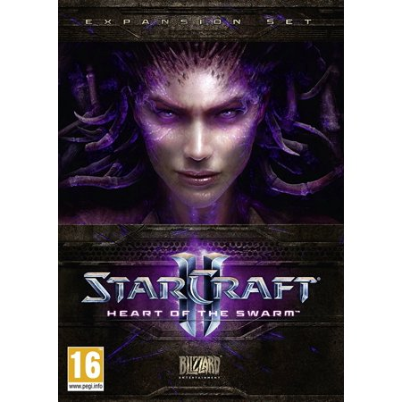 Starcraft II: Heart of the Swarm Expansion Set