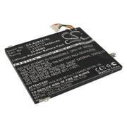 Cameron Sino 4450mAh Battery for Asus Eee Pad Slate, Eee Pad B121, Eee Pad Slate EP121, Eee Slate B121-1A001F, Eee Slate B121-1A008F, Eee Slate B121-1A010F and others