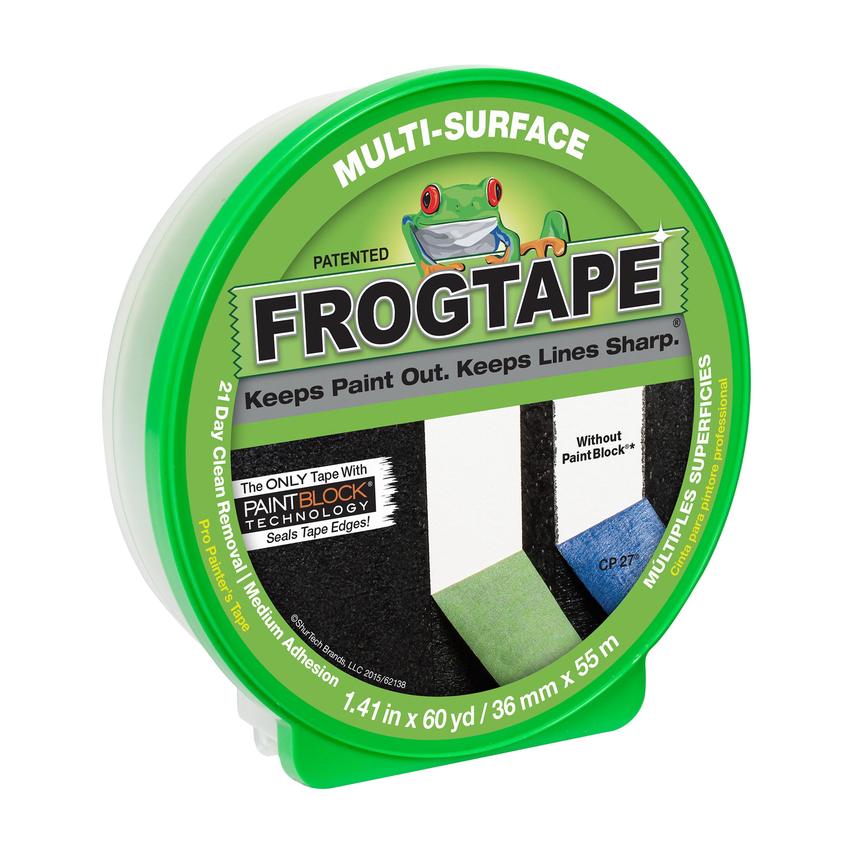 "1.41/"" x 60 yd. per roll Lot of 24 Rolls of Shurtape Prem Grade Painter/'s Tape"
