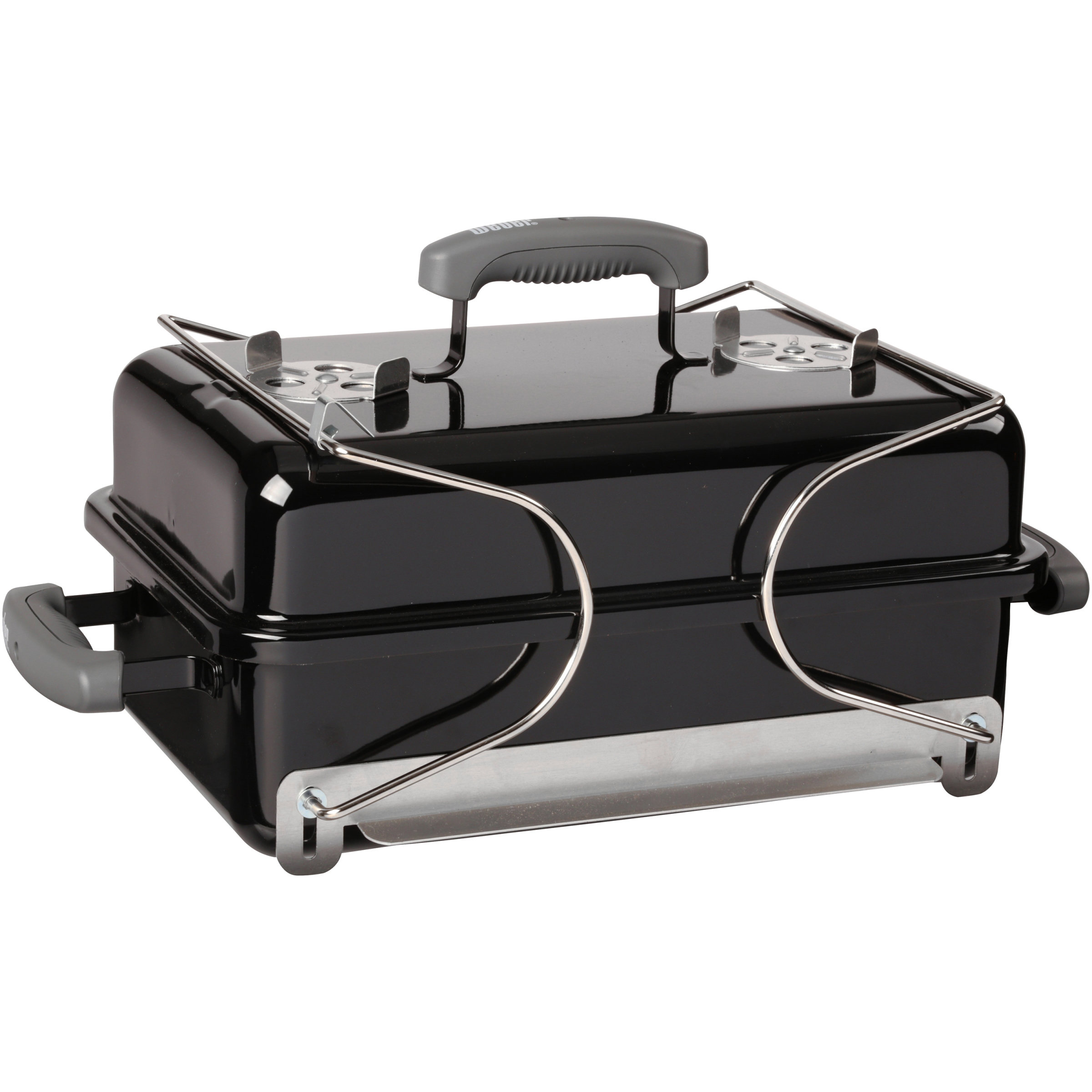Weber Go Anywhere Charcoal Grill, Black