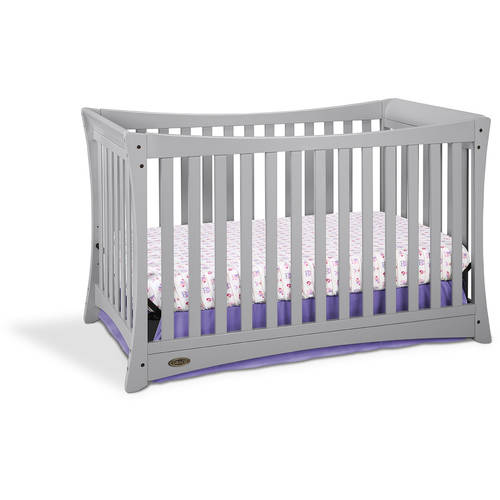 Graco Tatum 4 in 1 Convertible Crib, Choose Your Finish