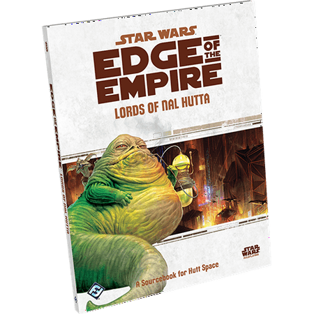 Star Wars: Edge of the Empire - Lords of Nal Hutta (Empire On The Edge Bunker)