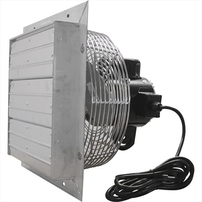TEK SUPPLY 111940 ValuTek Direct Drive Exhaust Fan with S...