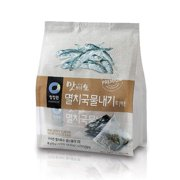 Chung Jung One anchovy stock Broth 80gram (10gram x 8), Product of Korea