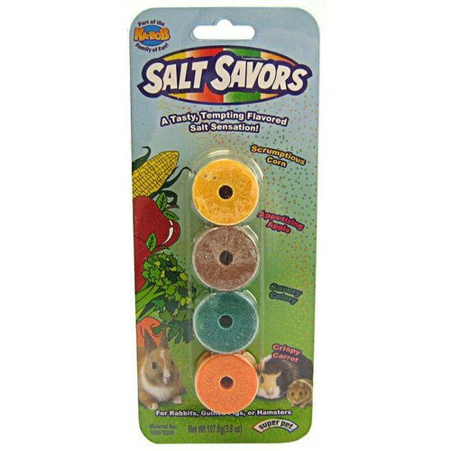 Super Pet Salt Savors 4 Pack