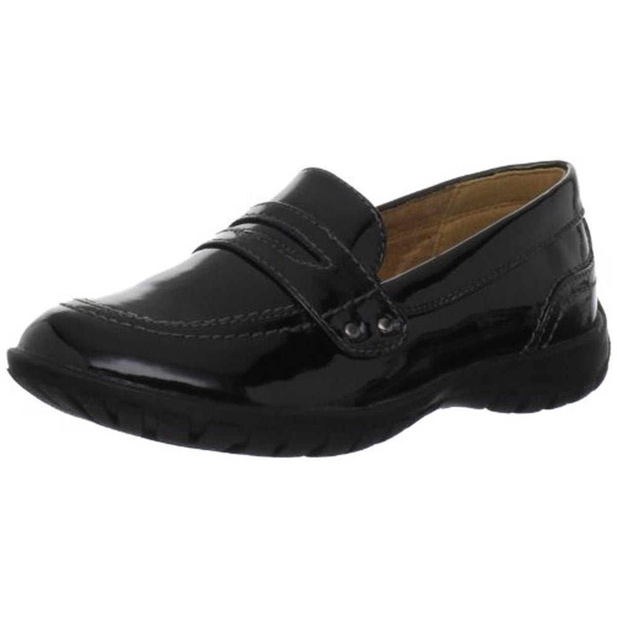 Hush Puppies Girls Salem Patent Penny Loafers by Hush Puppies