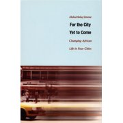 For the City Yet to Come - eBook