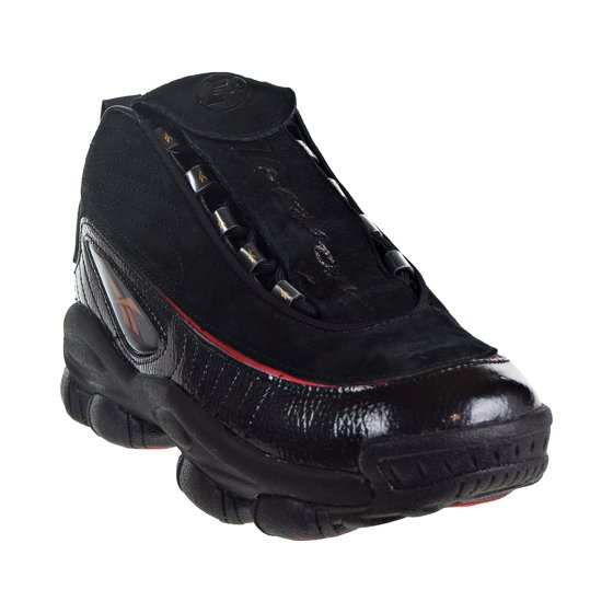 95e3ff2d741 Reebok - Reebok Iverson Legacy Men s Shoes Black White Red Brass ...