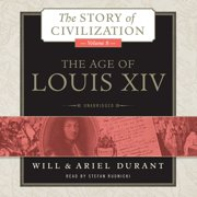 The Age of Louis XIV - Audiobook