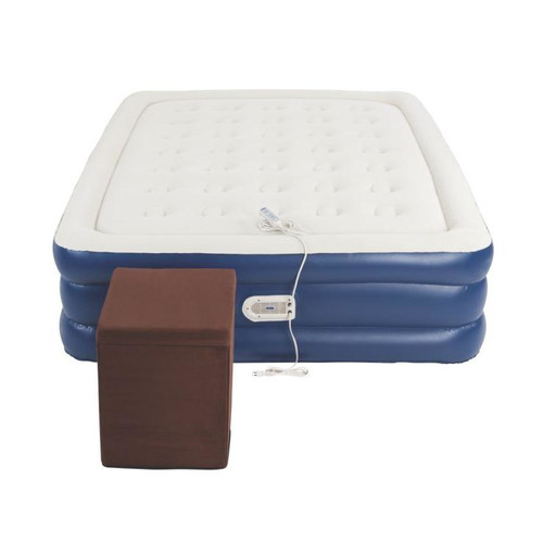 Coleman AeroBed 20 Air Mattress with Ottoman Walmart