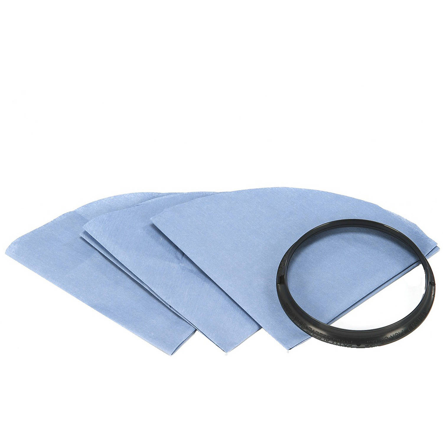 shopvac reusable dry filters 3pack - Shop Vac Hose
