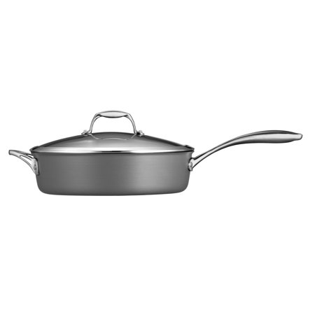 Tramontina Gourmet Hard Anodized 5.5 qt. Covered Deep Saute