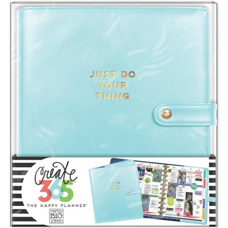 Create 365 Big Deluxe Cover Planner-limpet -