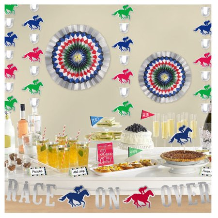 Kentucky Derby Buffet Decorating Kit (23pc) - Kentucky Derby Decorations Ideas