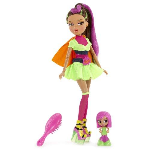Bratz Action Heroez Doll - Yasmin