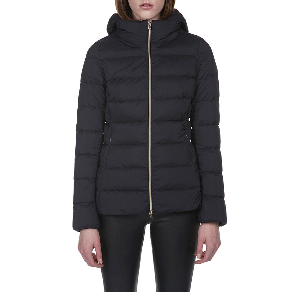 Herno Women's Matte Nylon Short Jacket P10564D 19288 9200...