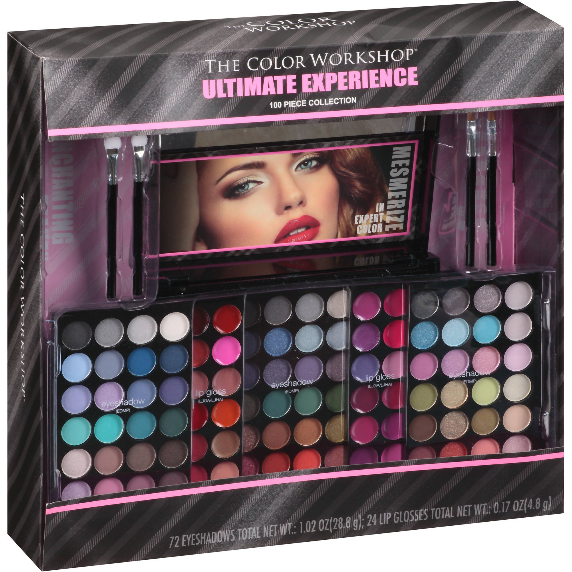 the color workshop ultimate experience gift set 100 pc