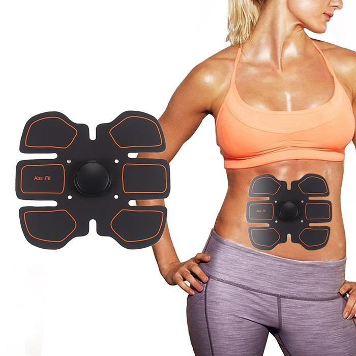 EMS Wireless Portable Smart Fitness Training Gear for Abdomen Arm Leg Training Home Office Exercise Workout Equipment HFON