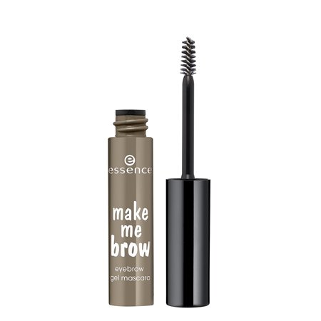 essence Make Me Brow Eyebrow Gel Mascara, 03 Soft Browny Brows, Proud Brows By essence cosmetics From (Half Moon Eyes Milky Jelly Toning Essence)