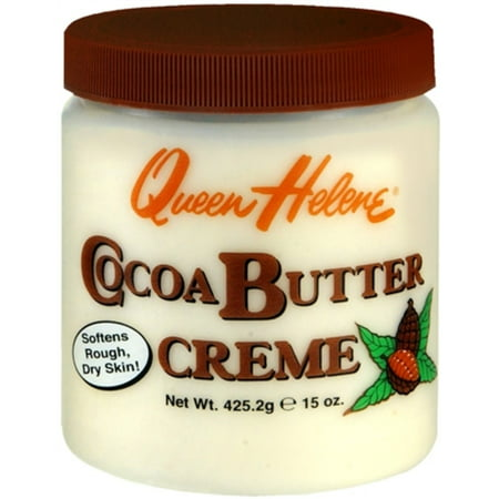 Cocoa Butter Creme (QUEEN HELENE Cocoa Butter Creme 15 oz (Pack of 4) )