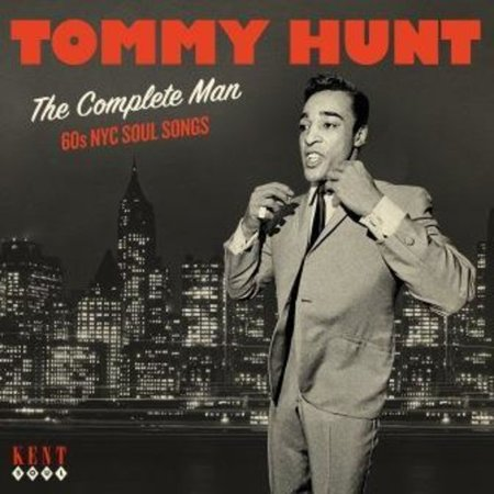 Complete Man: 60s NYC Soul Recordings (CD)