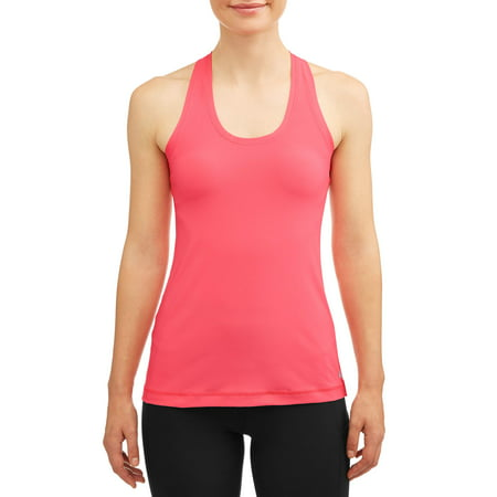 X by Gottex Women's Active Fitted Racer Back Tank Top