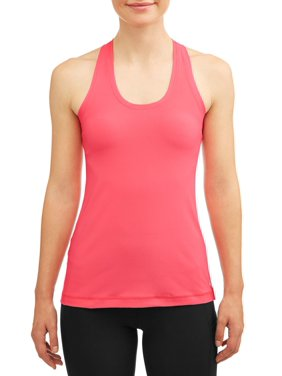 7b154c9342566c Product Image Women's Active Fitted Racer Back Tank Top