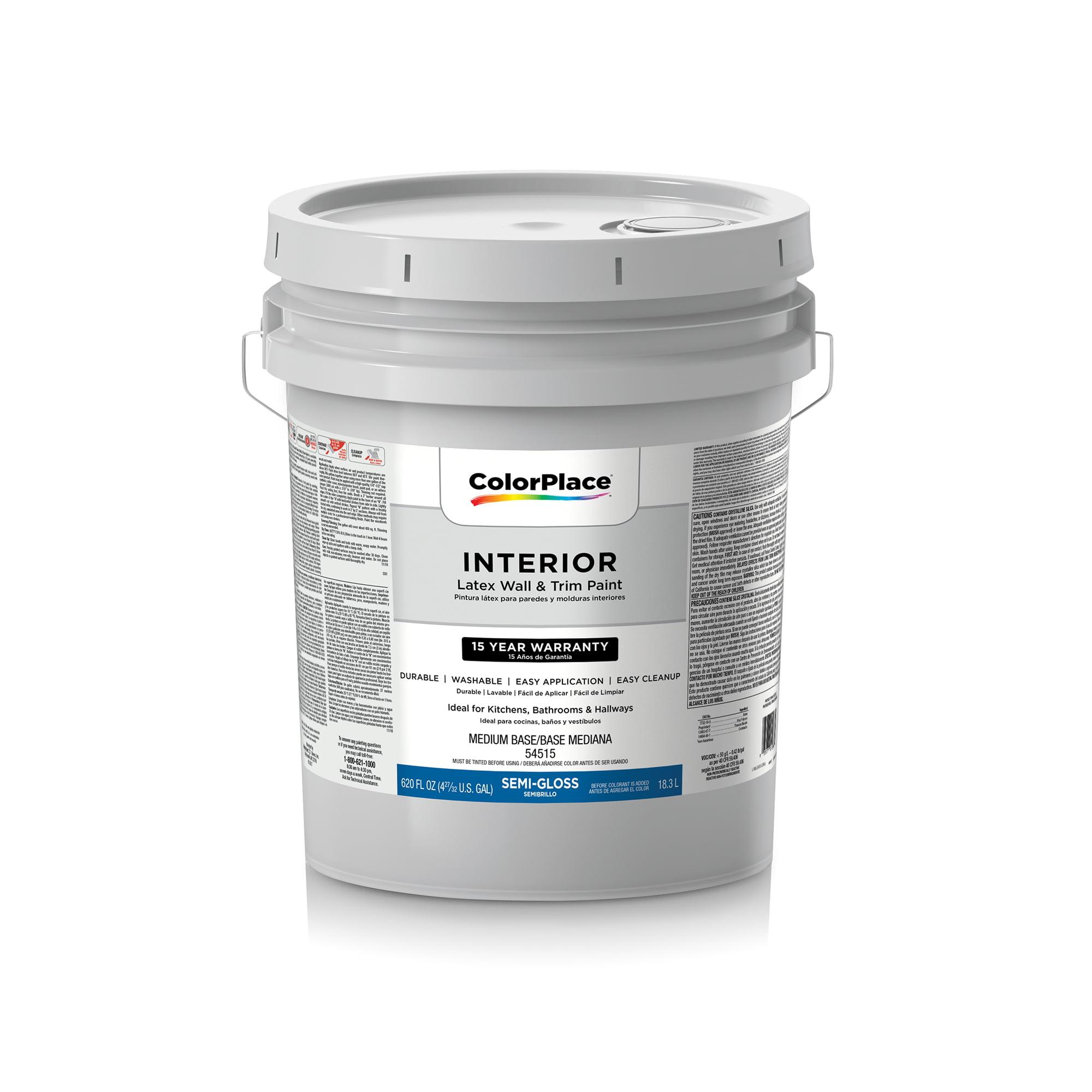 Colorplace Medium Base Semigloss Interior 5g