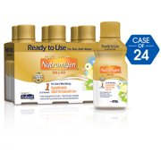 Nutramigen Hypoallergenic Baby Formula, for Cow's Milk Allergy - Ready to Use 8 oz (24 Bottles)