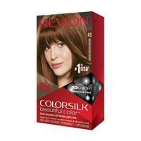 Revlon Colorsilk Beautiful Color, Hair Color - Medium Golden Brown
