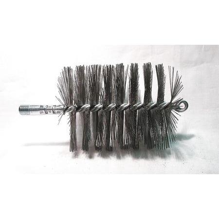 Dia Flue Brushes (Tough Guy 3EDH7 Dia 3 1/2 Flue Brush, 1/4)