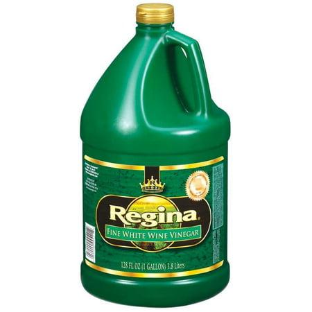 4 PACKS : Vinegar Regina White Wine Champagne Stock , 1 Gallon. (Halloween Store Regina)