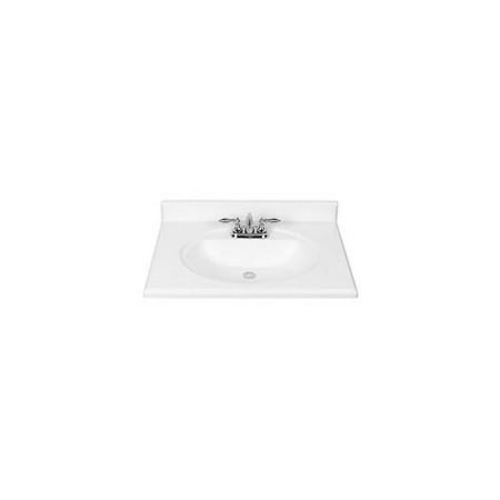 Rsi Home Products S Inc Dp231 3cb 31 Cul Marb Vanity Top