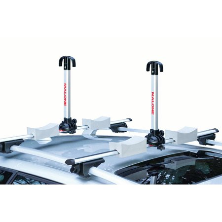 Steering Rack Pros (Malone Auto Racks Stax Pro 2 w/Bow & Stern Lines (2 boat carrier) )